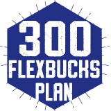 300 FlexBucks Plan $300.00