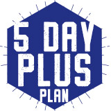 5 Day Meal Plan - PLUS