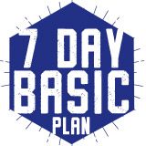 7 Day Meal Plan - Basic (DO NOT PURCHASE)