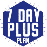 7 Day Meal Plan - PLUS