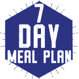 7 Day Meal Plan $2,100.00